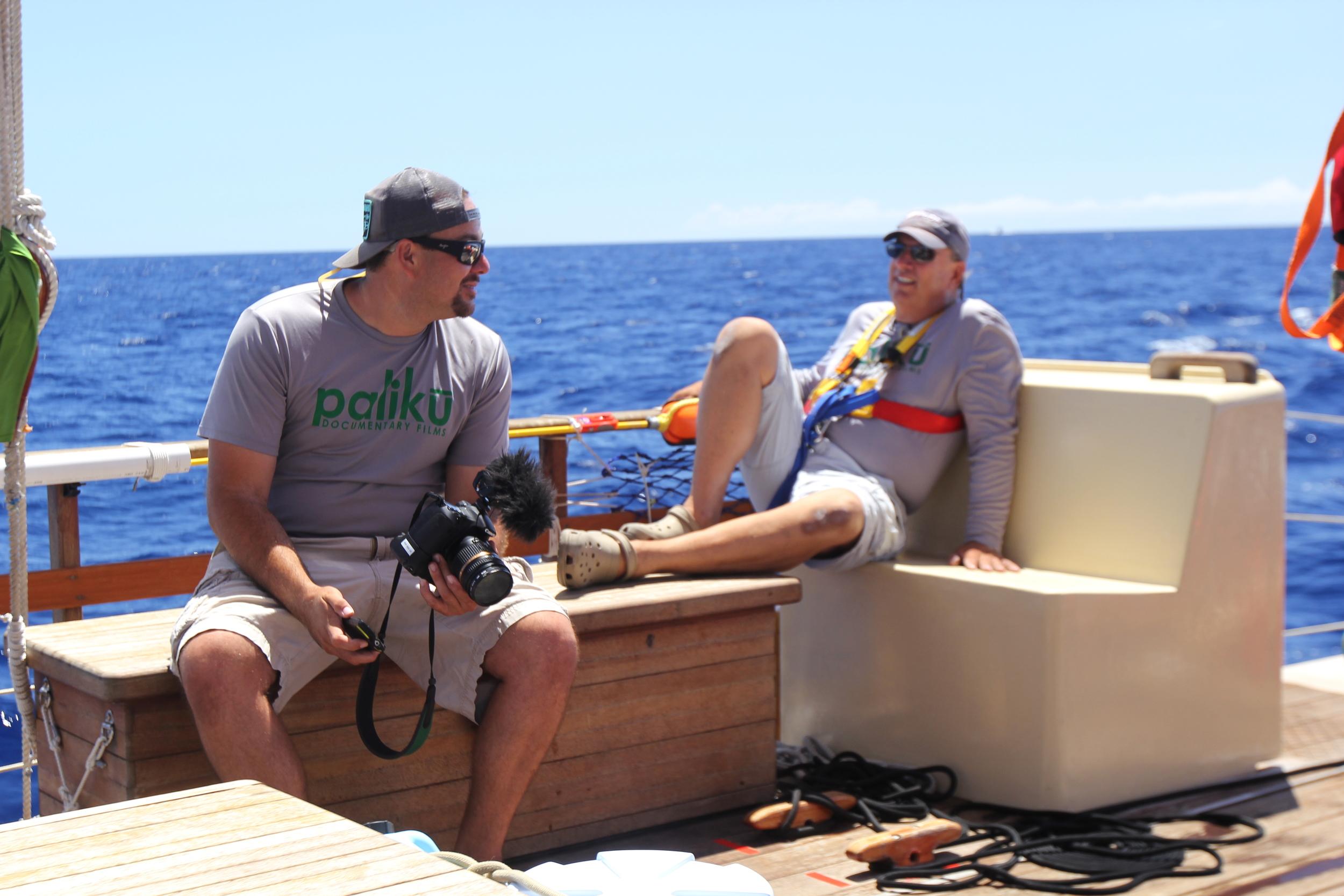 Naalehu and Capt. Bob.JPG