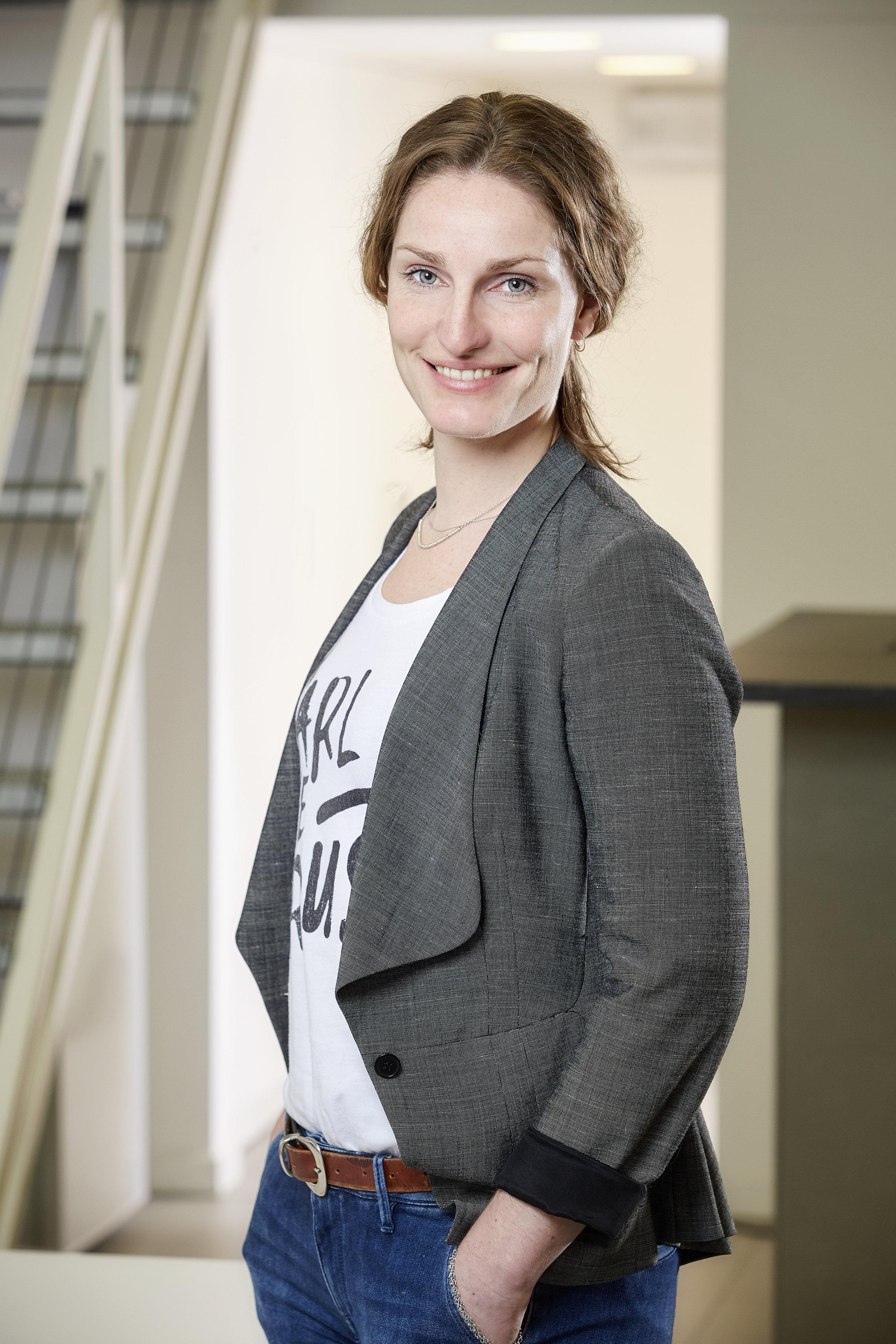 Sanne van Baar, HR and talent communications