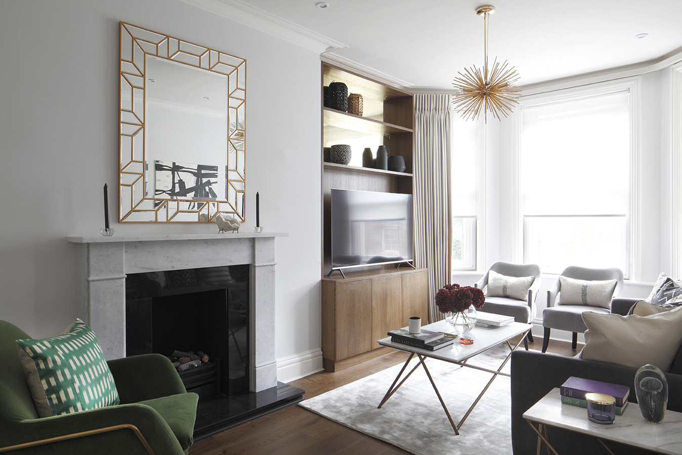 NW1- Living room-Displaying the fireplace and tv joinery -LO.jpg