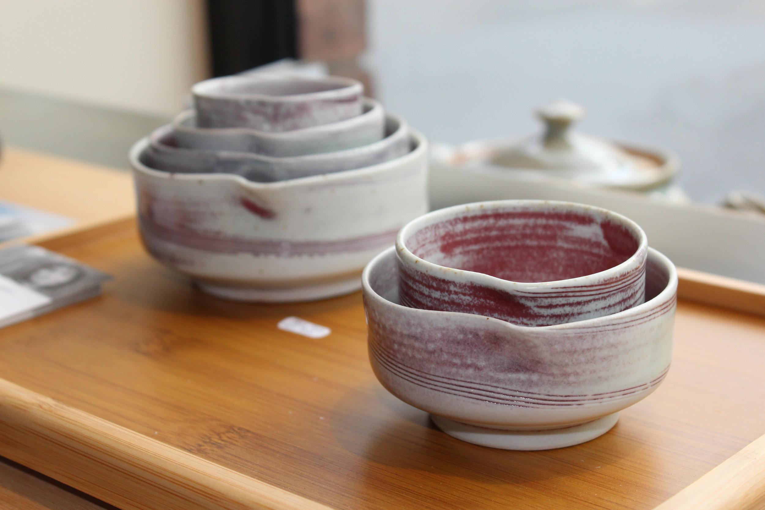 Porcelaine, rouge de cuivre
