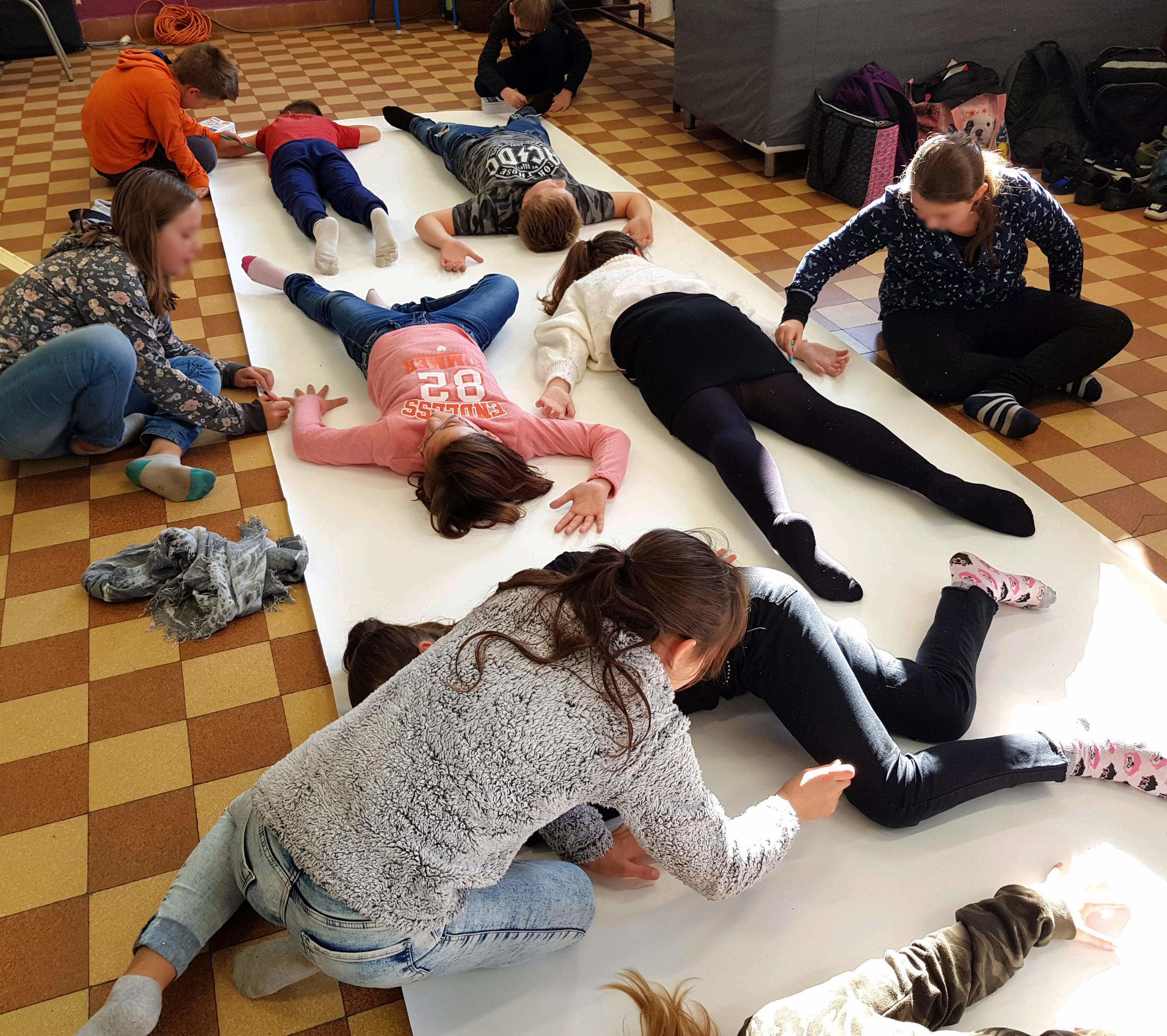 Art à l'école - atelier enfants