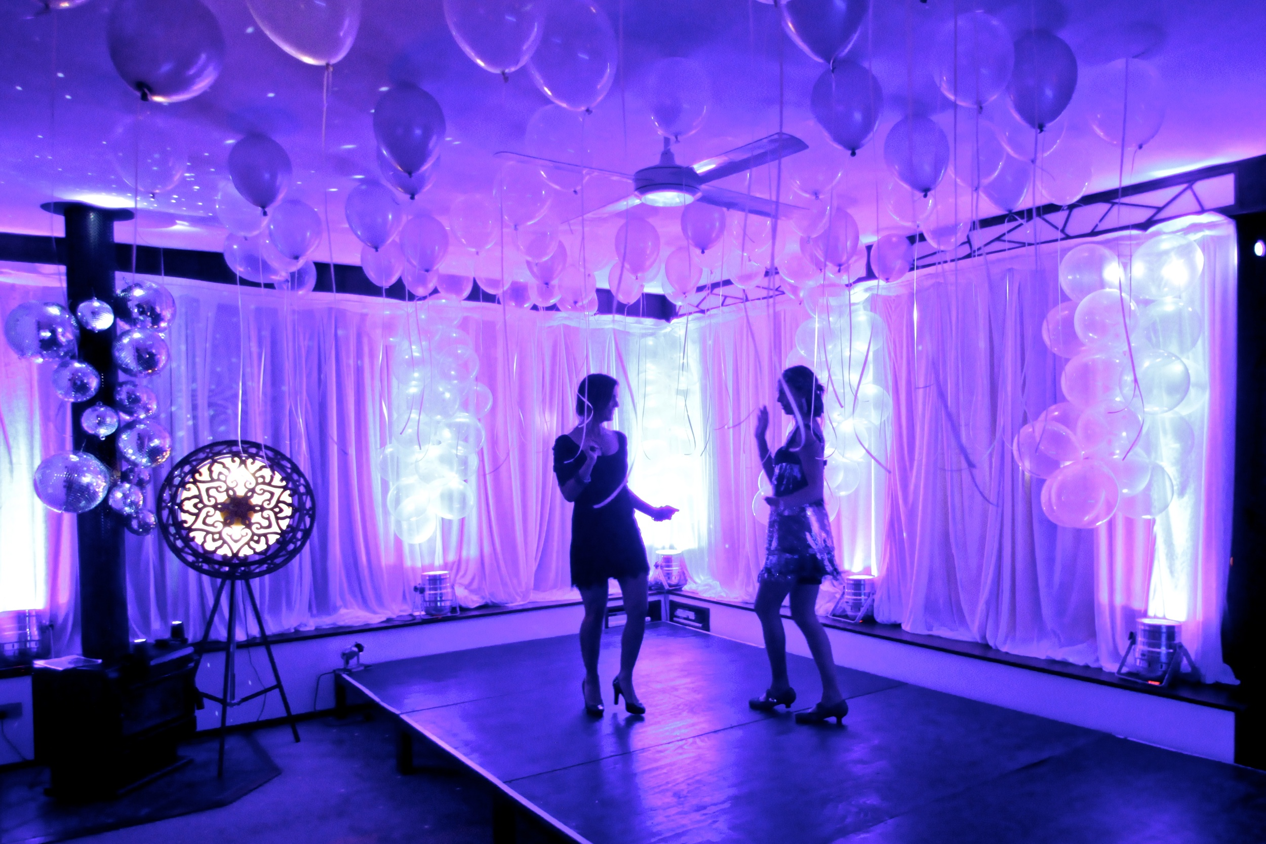 Great Gatsby private function