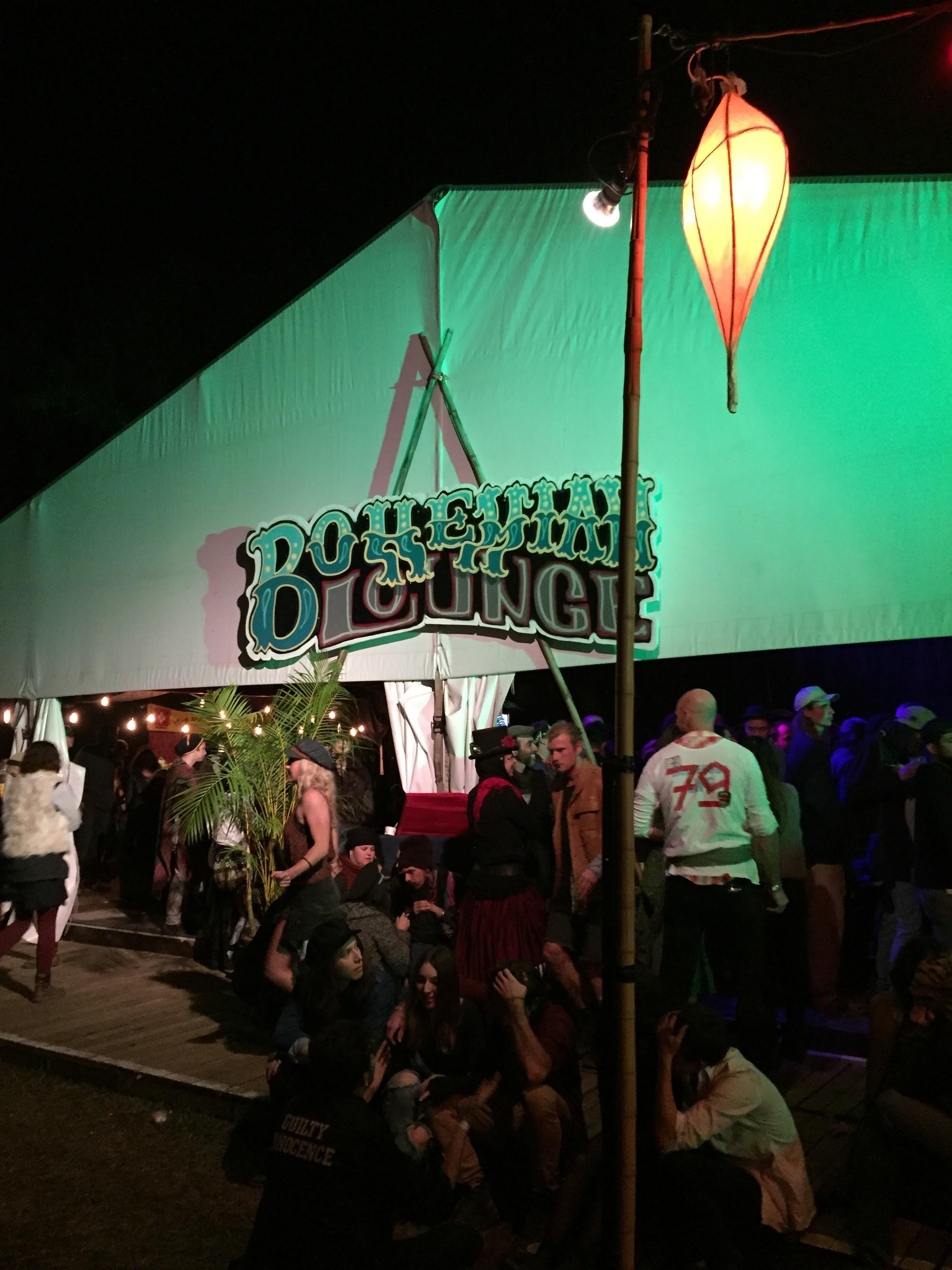 The Boho Lounge