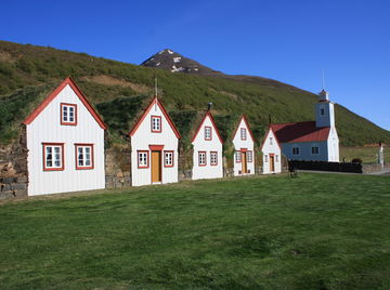 Laufás Old Houses