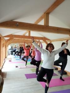 Yoga, Tai Chi, Chi Gung, Core & Stretch - All classes are in our Studio Lodge.