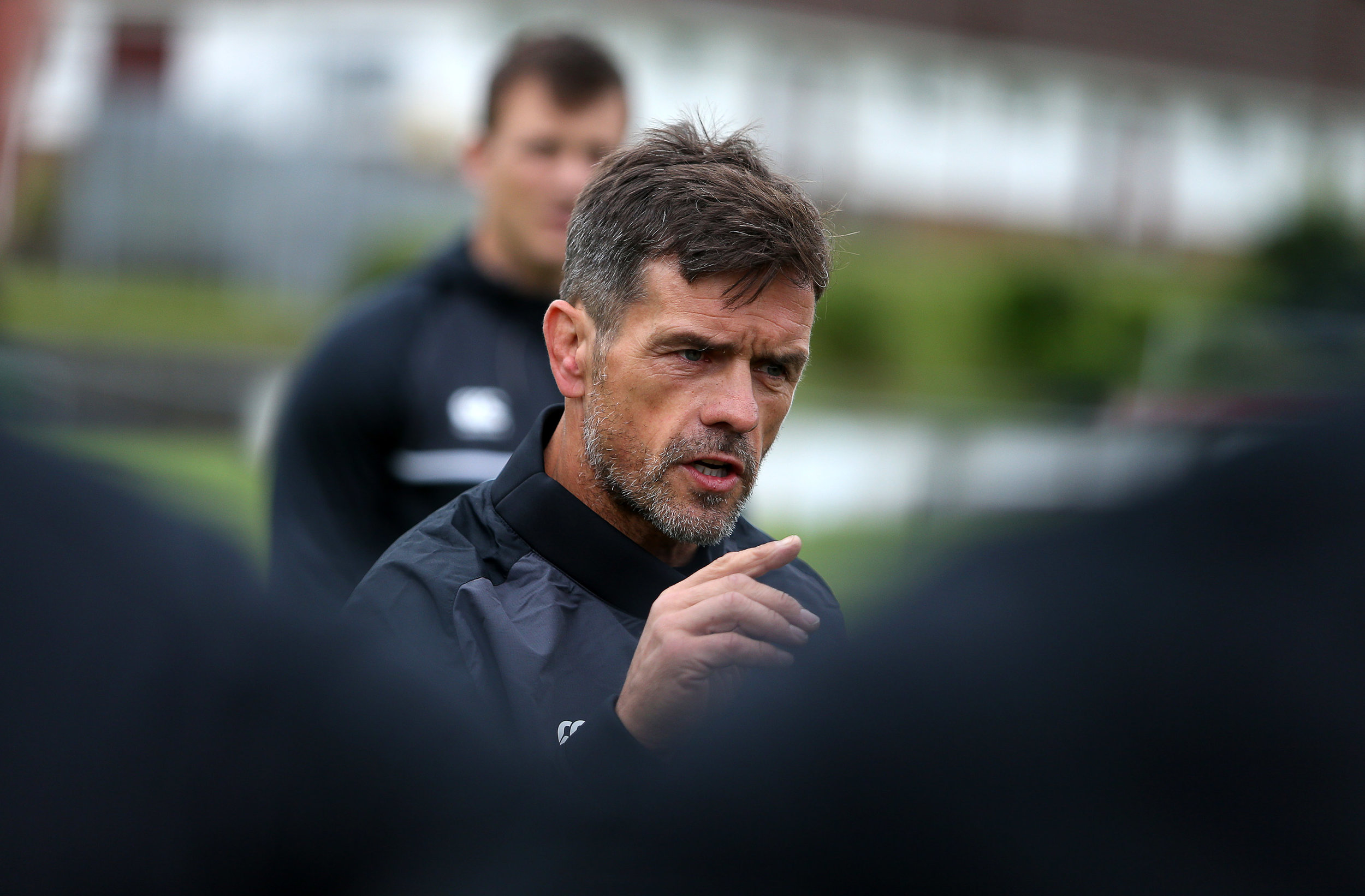 Ospreys Head Coach Allen Clarke