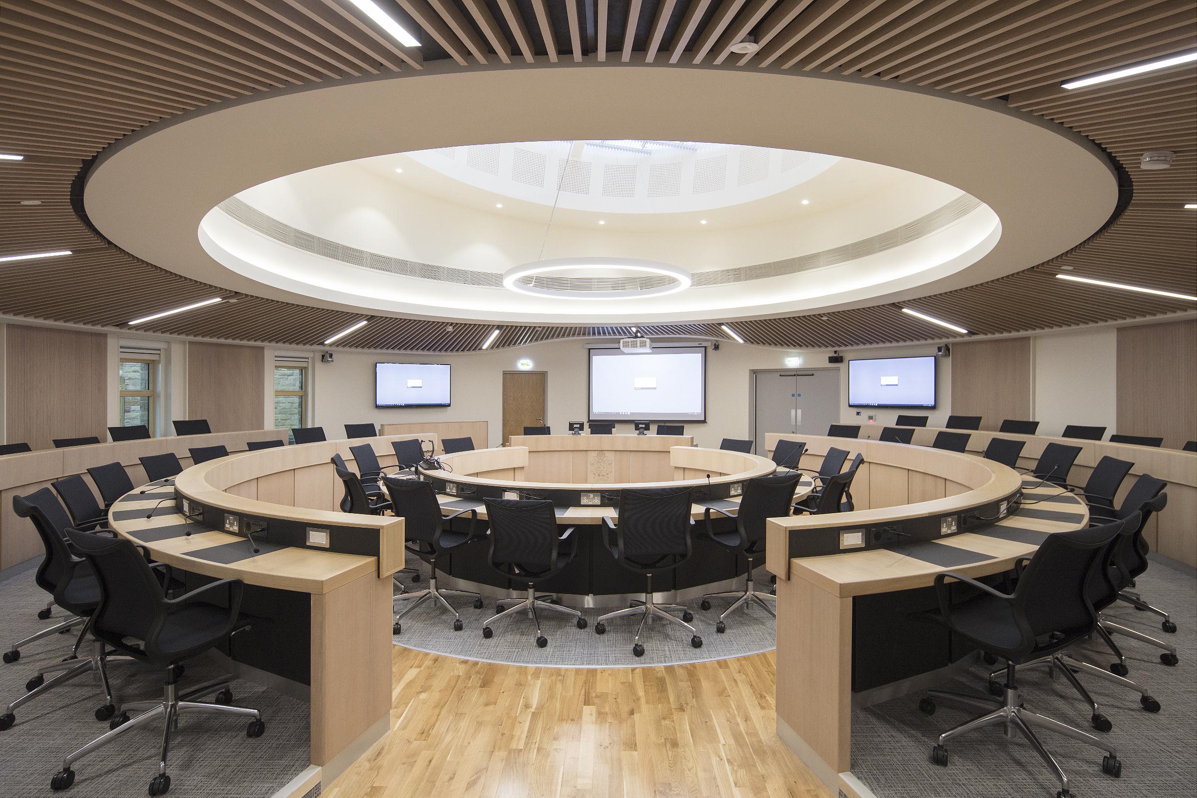 Harrogate Civic Centre