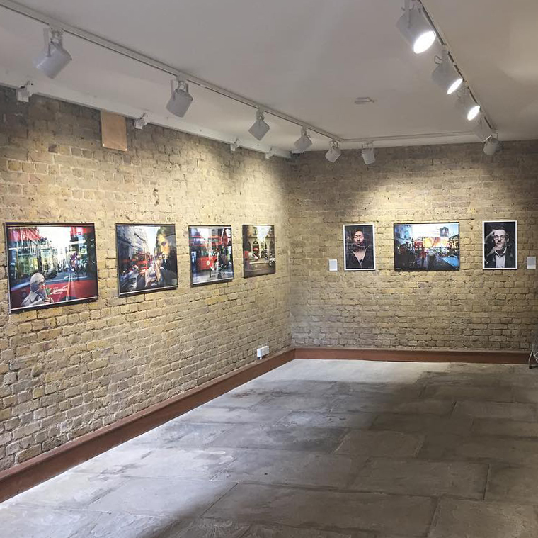 Alexandro Pelaez LONDONERS and their ENVIRONMENTS