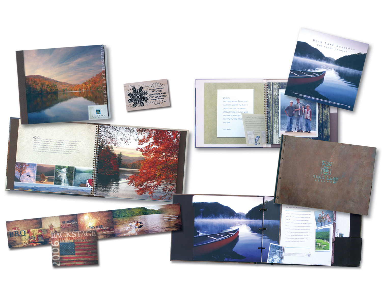 Complete Branding,Marketing, and Advertising for Bear Lake Reserve in Tuckaseegee, North Carolina