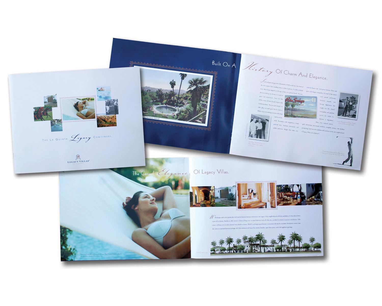 Complete Branding,Marketing, and Advertising for Legacy Villas in La Quinta, California