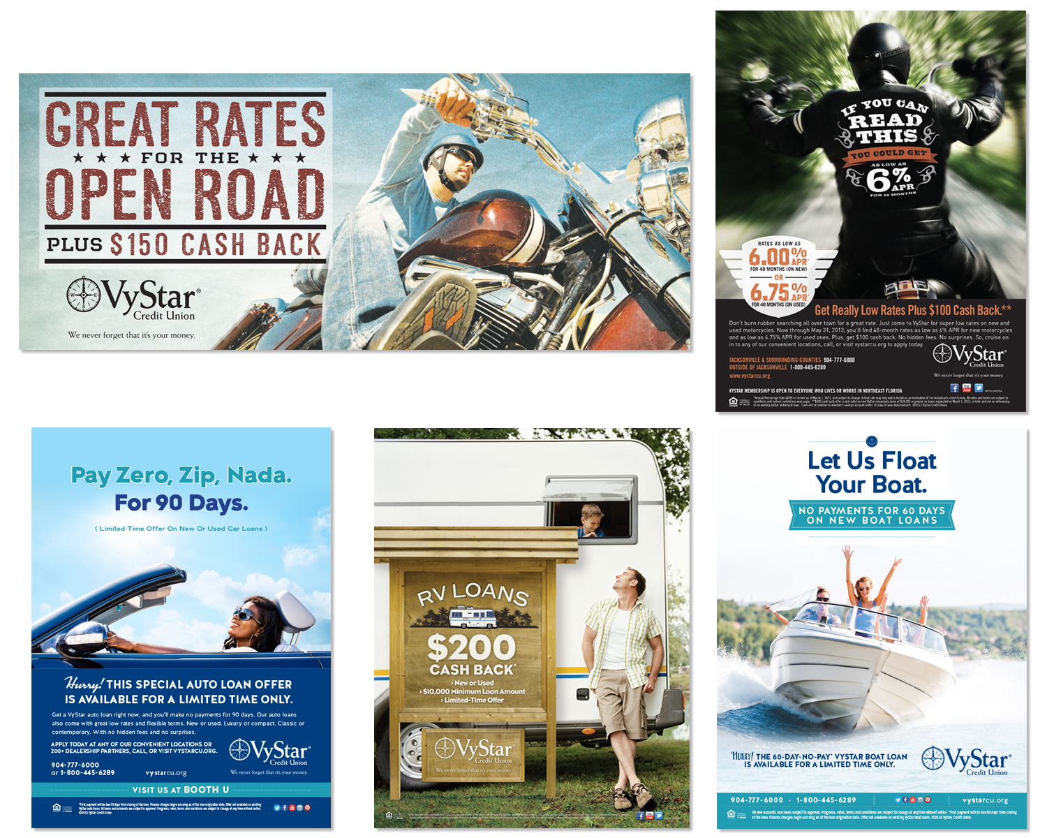 Auto, Motorcycle, and Boat Ads