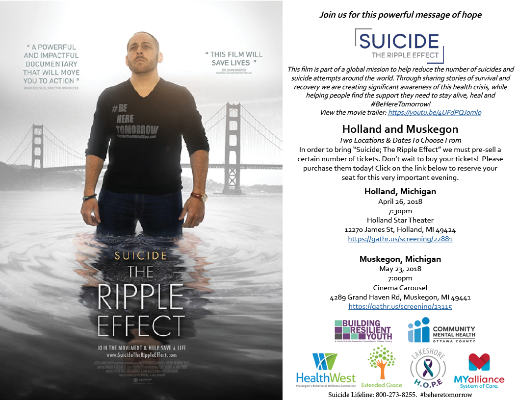 Suicide-The Ripple Effect Documentary flyer3.png