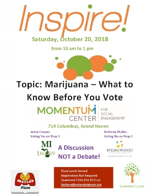 What Does Recreational Marijuana Mean for West Michigan?