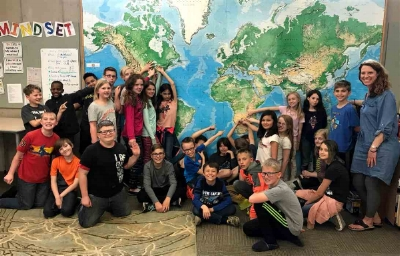 Walden Green Classroom Receives Mudita Gift