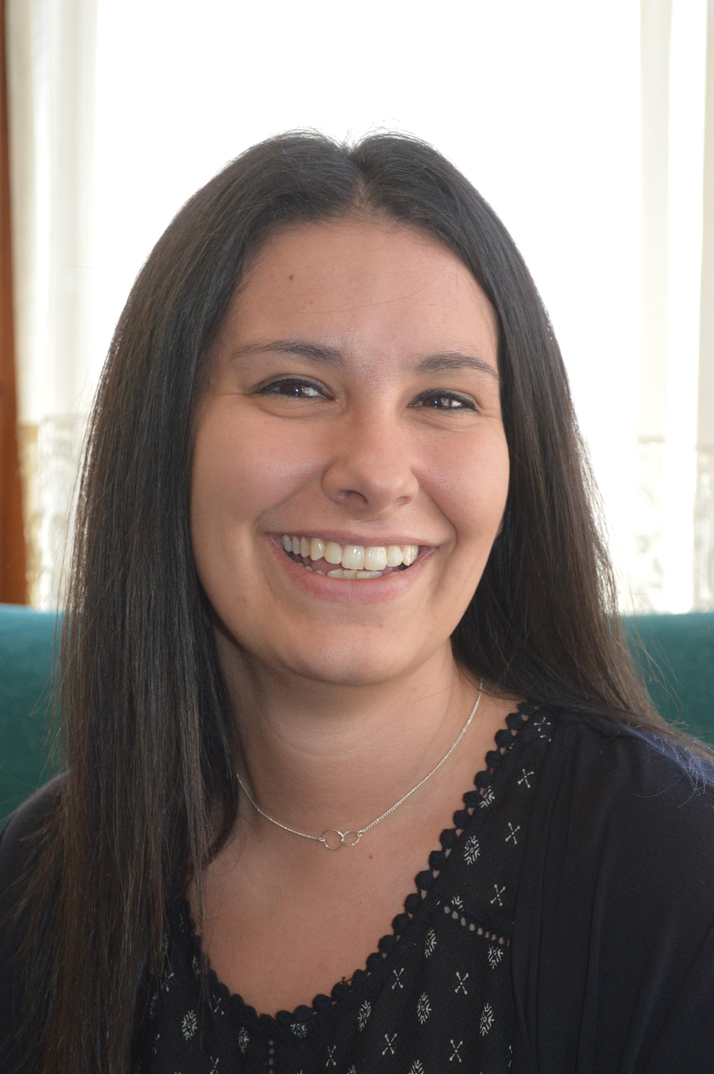 Jessica Christopher- Teen Program Coordinator