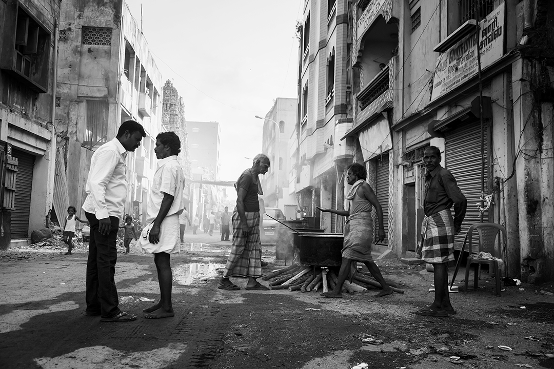 Parry's Corner, Chennai, India