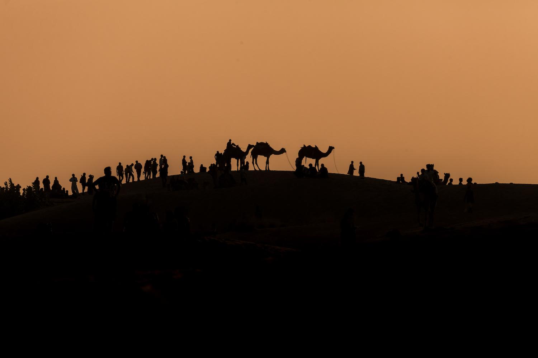 Sam Sand Dunes - Jaisalmer