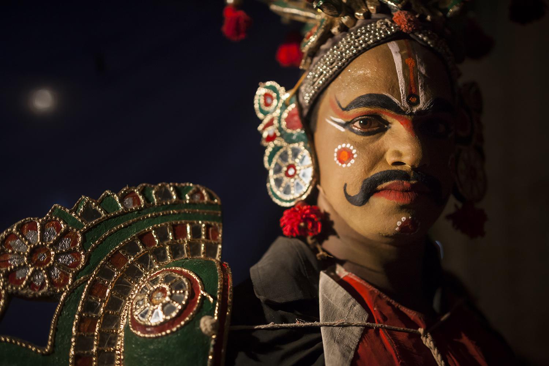 Therukoothu - Artist