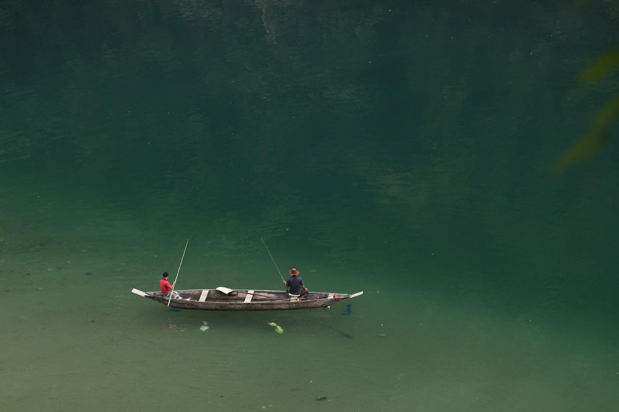 Dawki, Meghalaya, India
