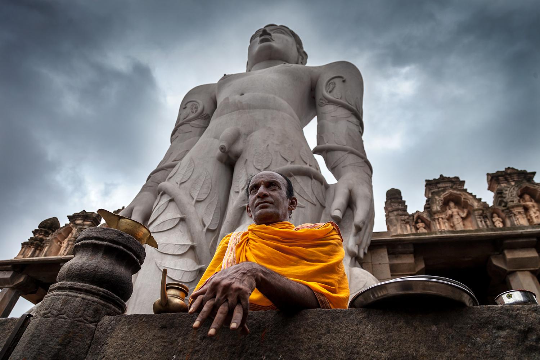 Bahubali - Shravanabelagola