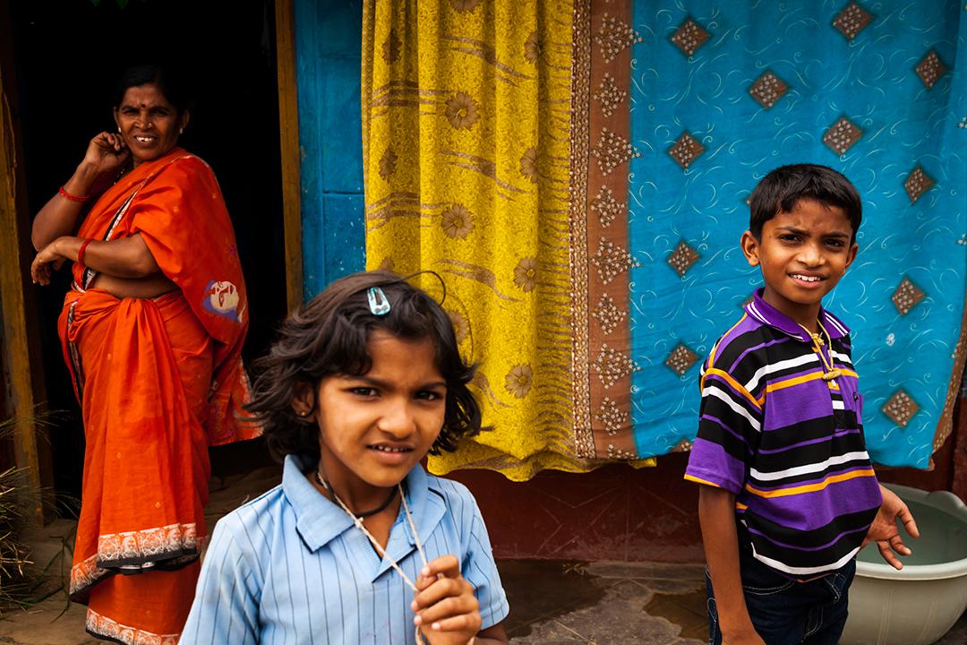 Near Hasan, Karnataka, India
