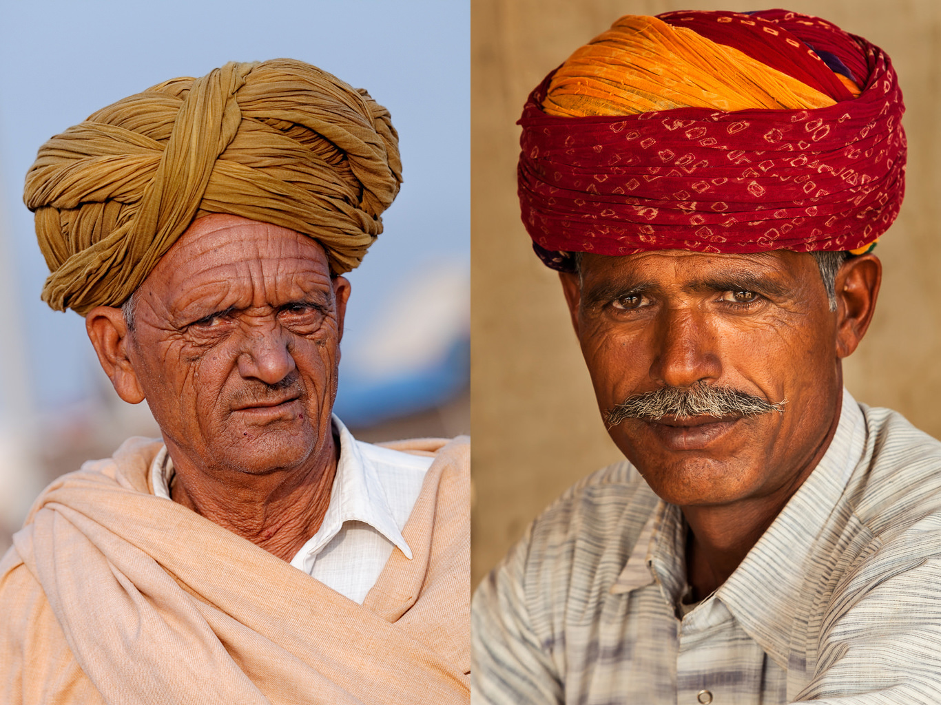 Pushkar Portraits -
