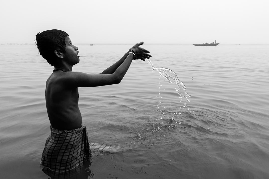 Varanasi - Ghats -