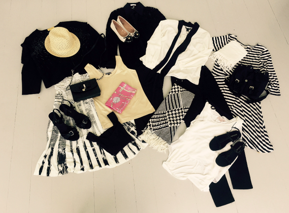 Packing checklist outfit