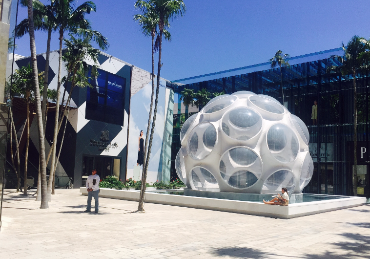 Palm Court Dome Miami Design District