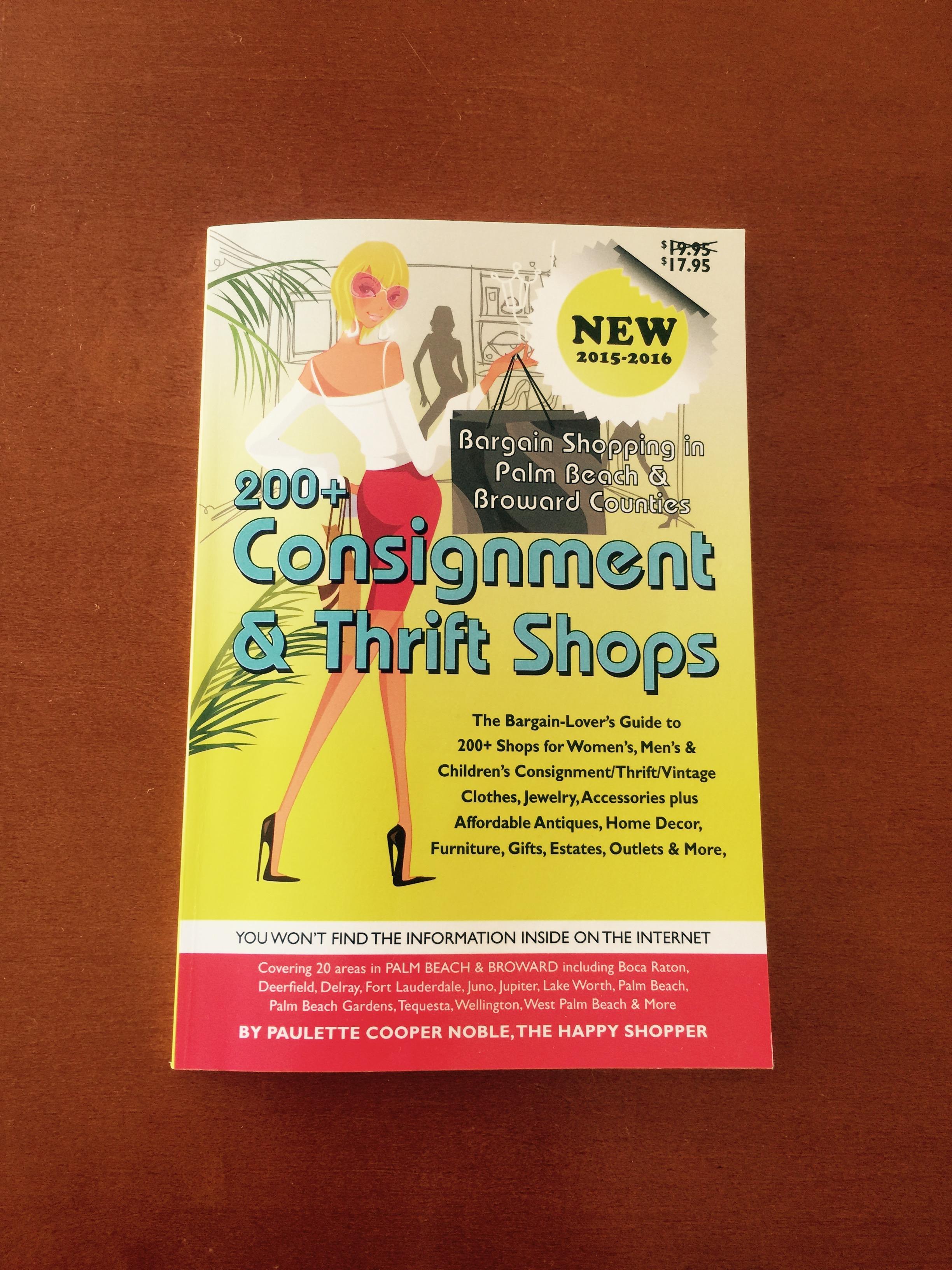 Consignment shopping Palm Beach