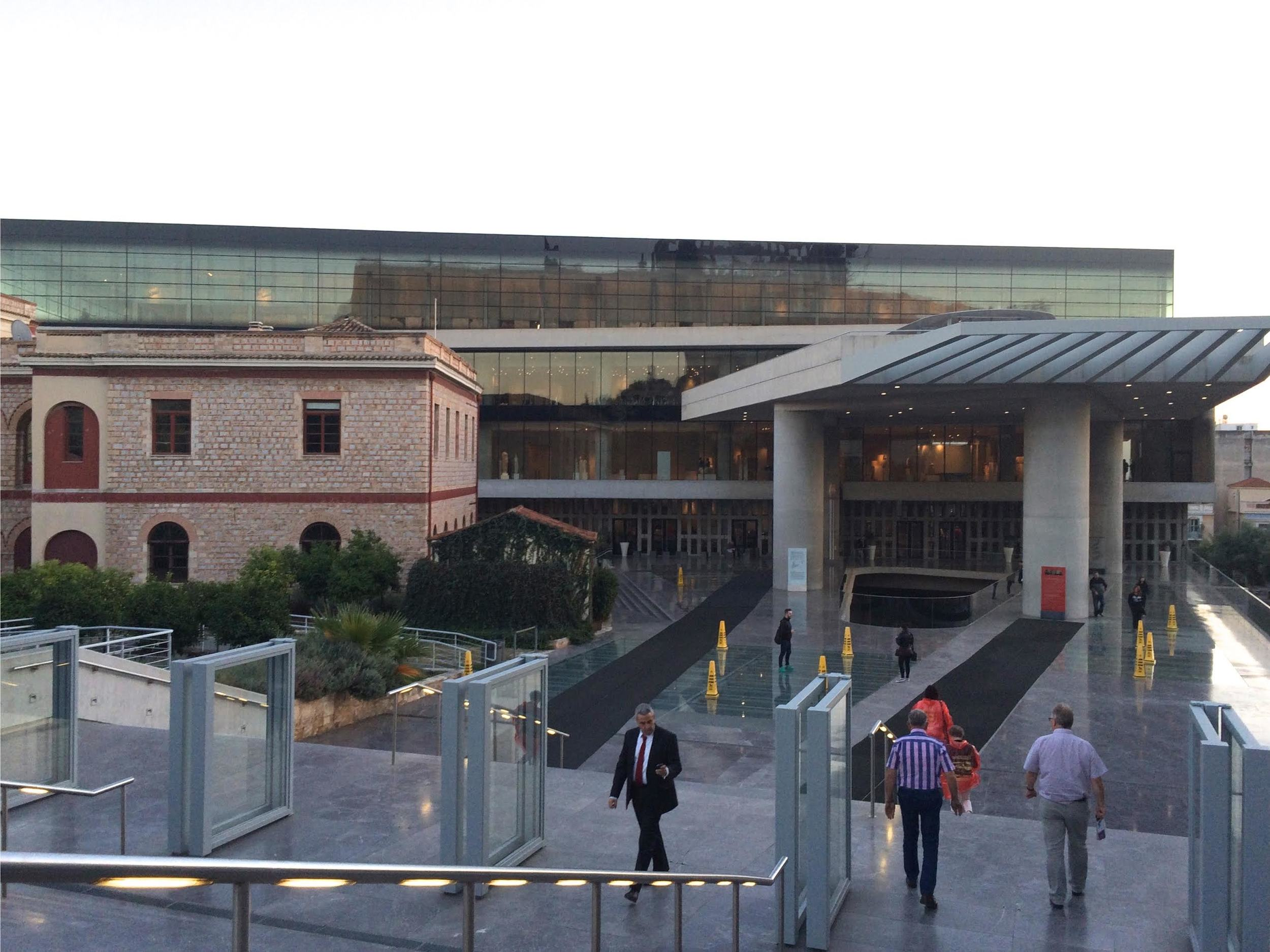 The New Acropolis Museum; a must do Athen's sightseeing stop