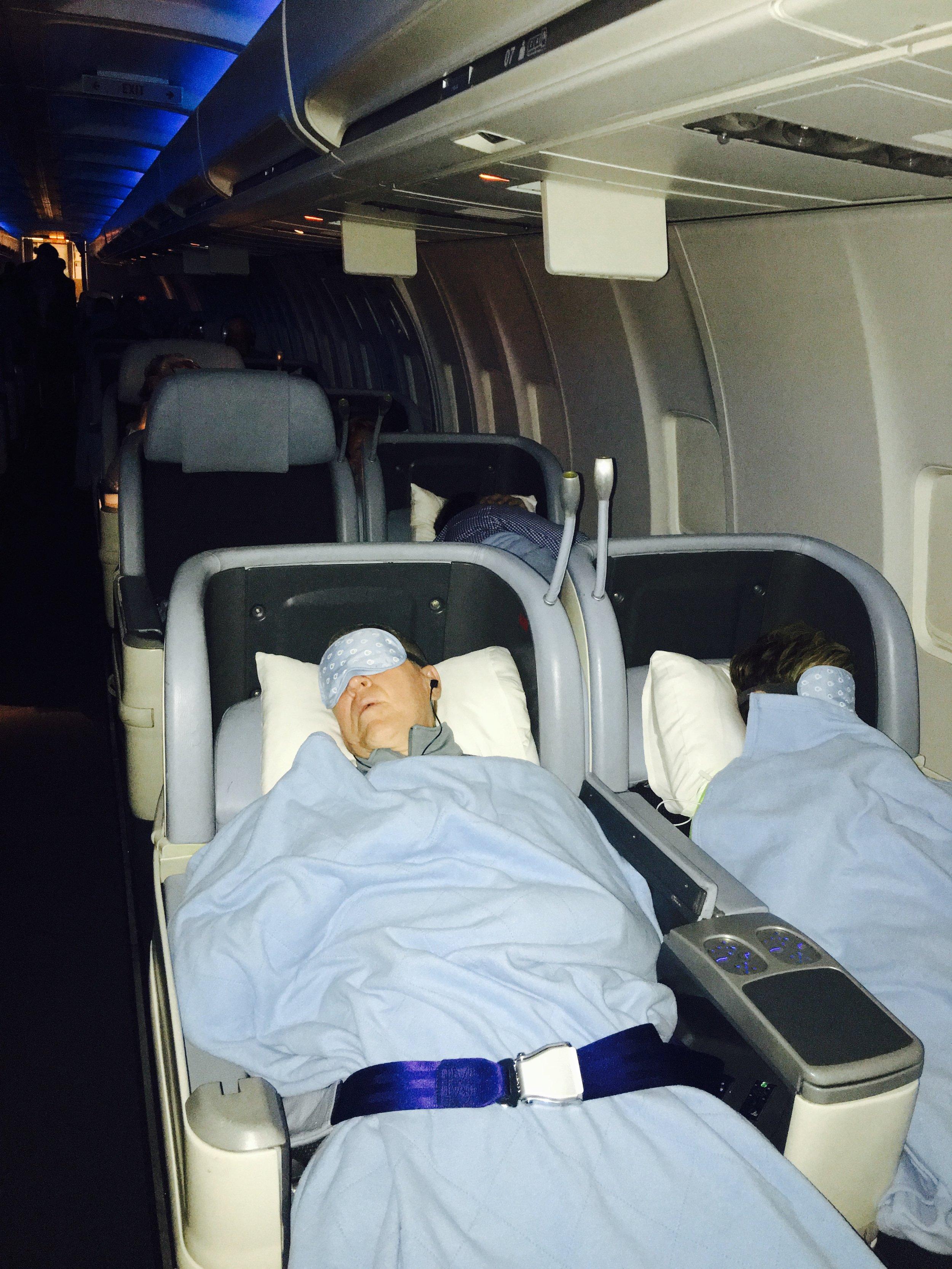 La Compagnie - Comfortable Seat Bed