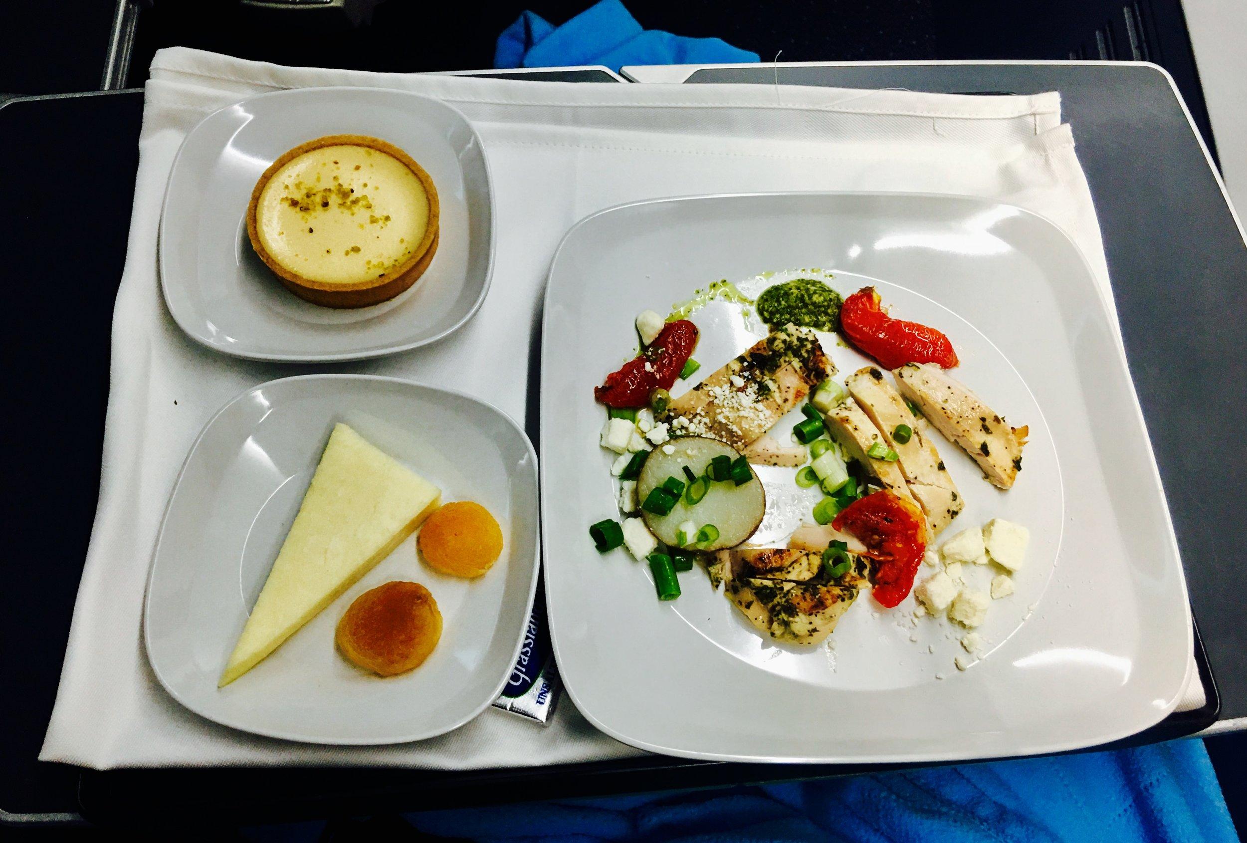 La Compagnie - Light Dinner