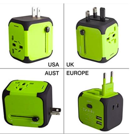 International Electrical Adapter