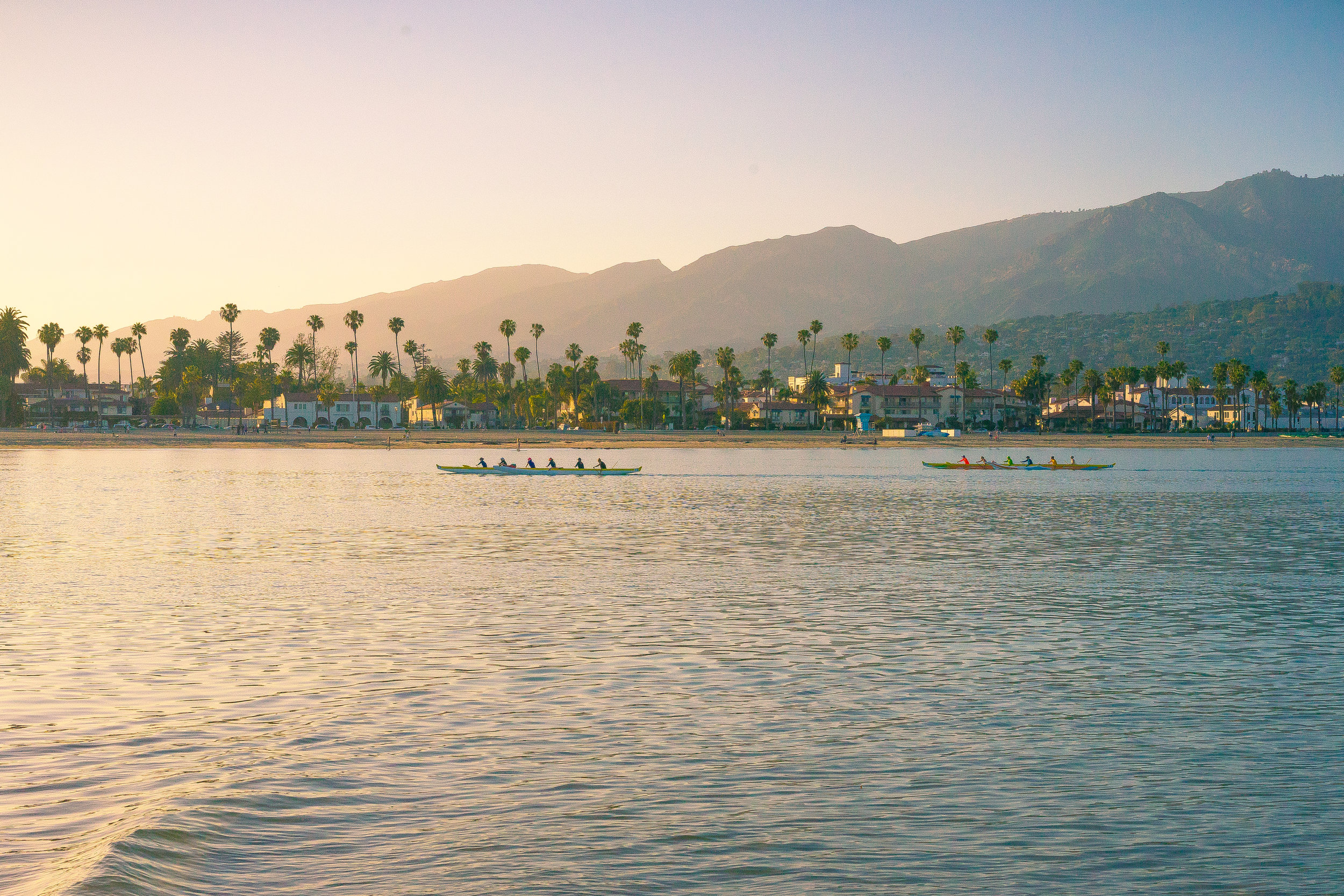 Santa Barbara Solo Travel