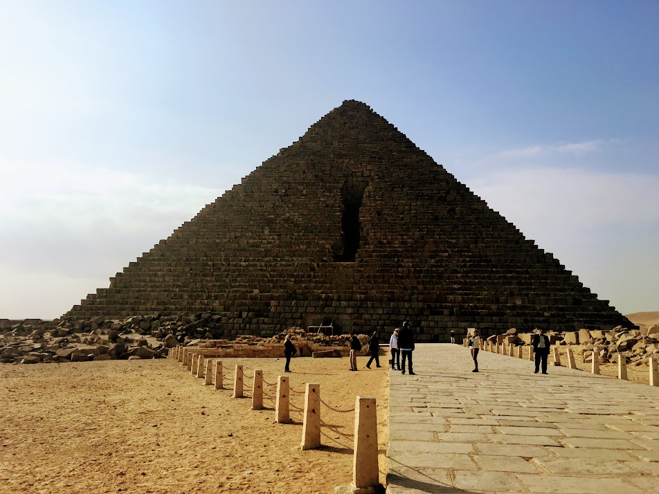My trip to Egypt in 2016  completely transformed my view of the world.