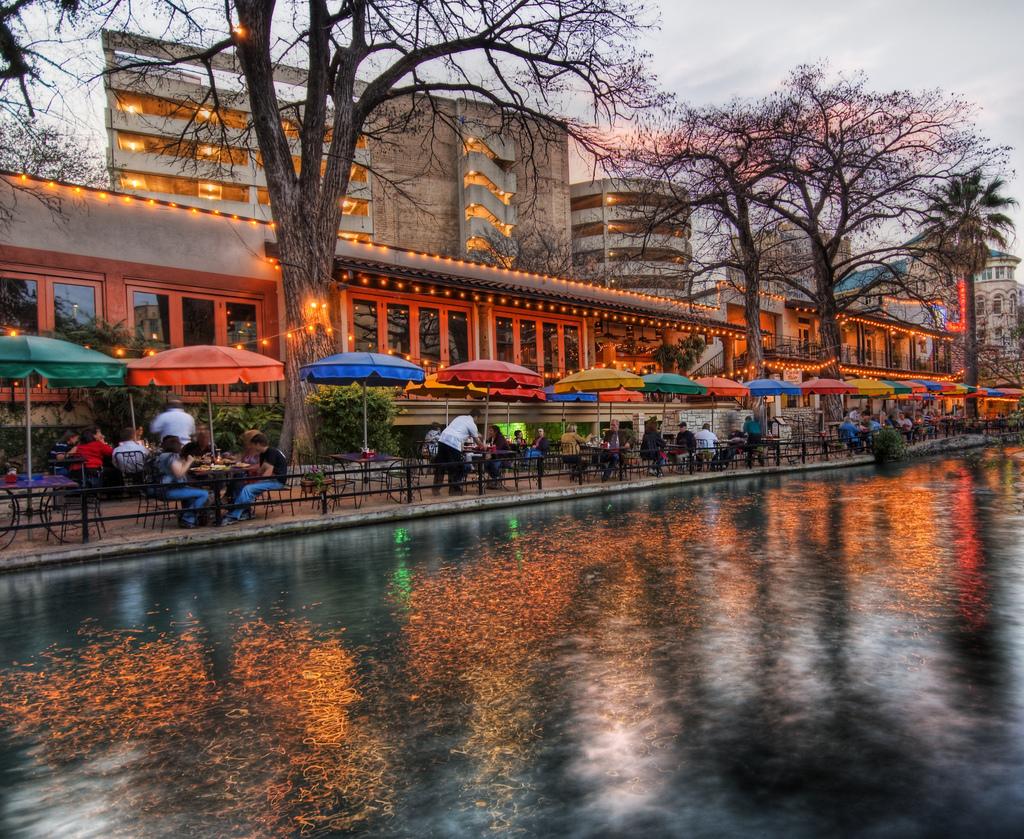 San Antonio Riverwalk. Photo by  Trey Ratcliff  via  flickr