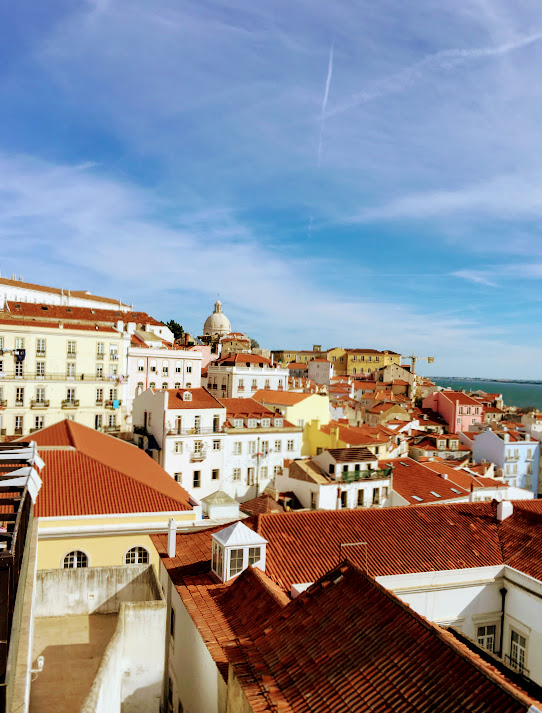 A snapshot from Lisbon