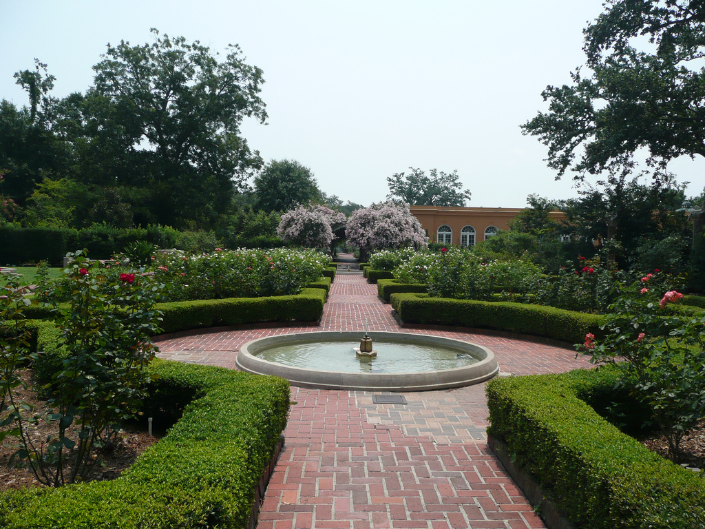 The New Orleans Botanical Gardens.  Photo  by  Reading Tom  via flickr.