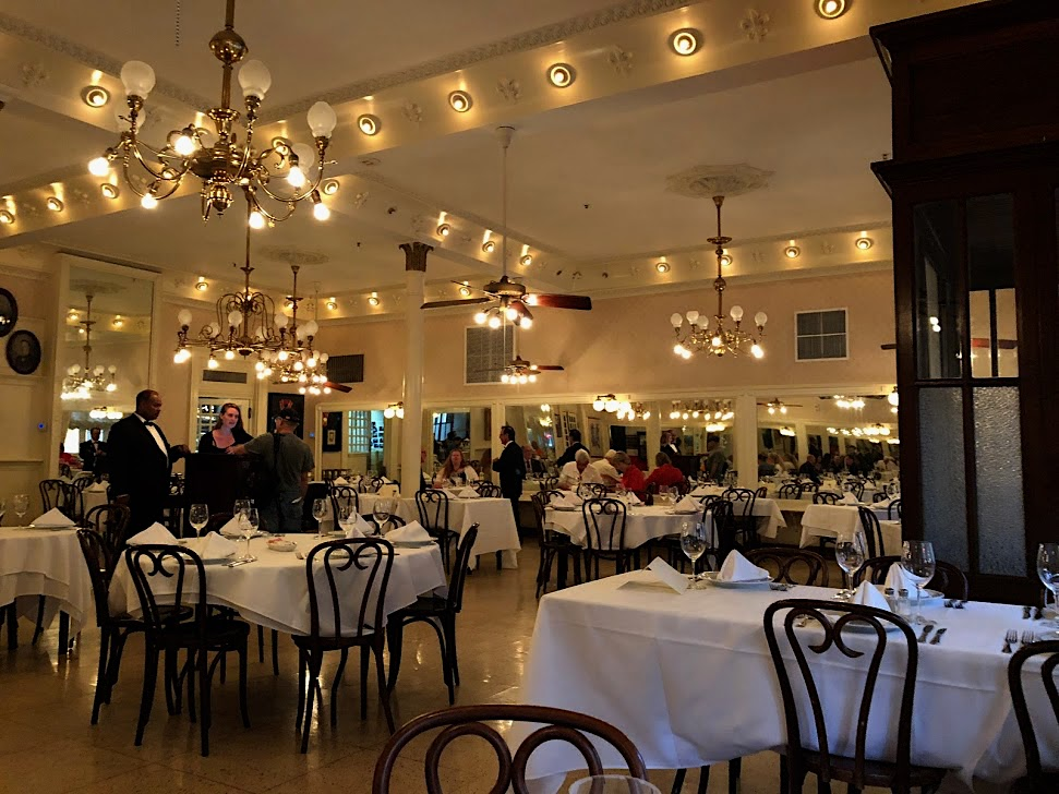 Antoine's: a New Orleans classic
