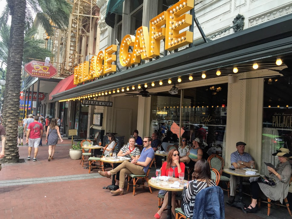 Palace Cafe.