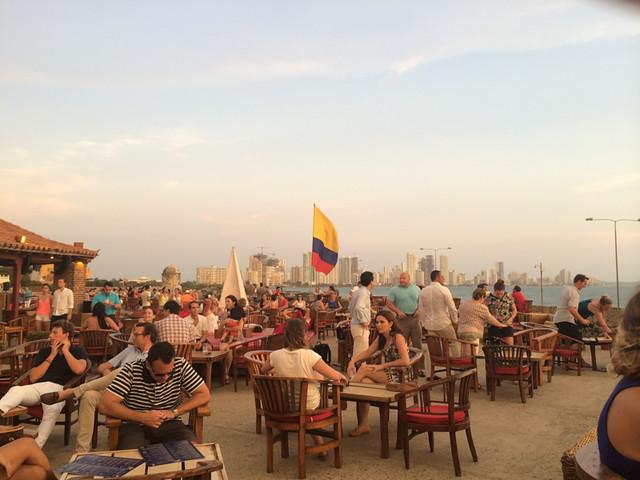 Café del Mar.  Source