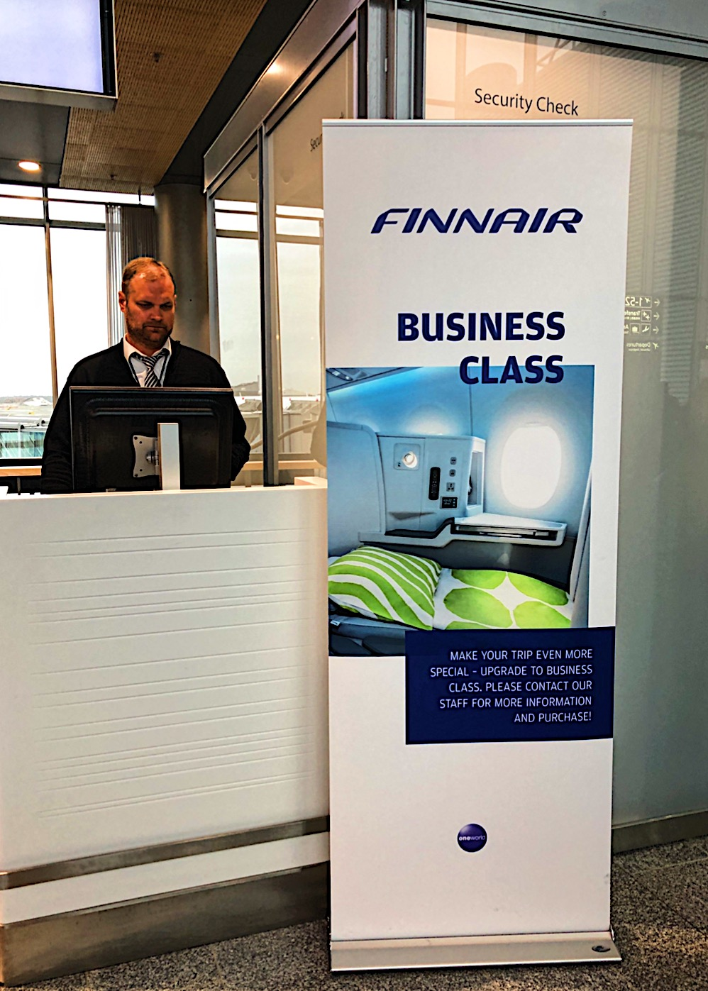 Finnair: Great Business Class Option for the Price