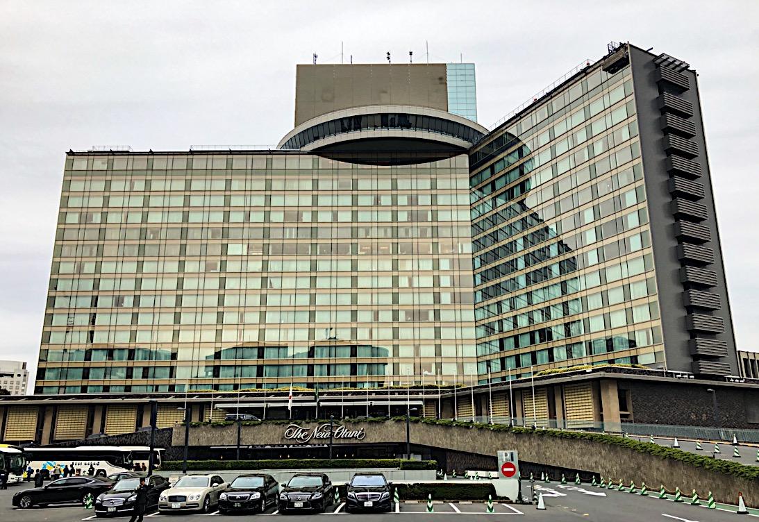 Hotel New Otani, The Main in Tokyo