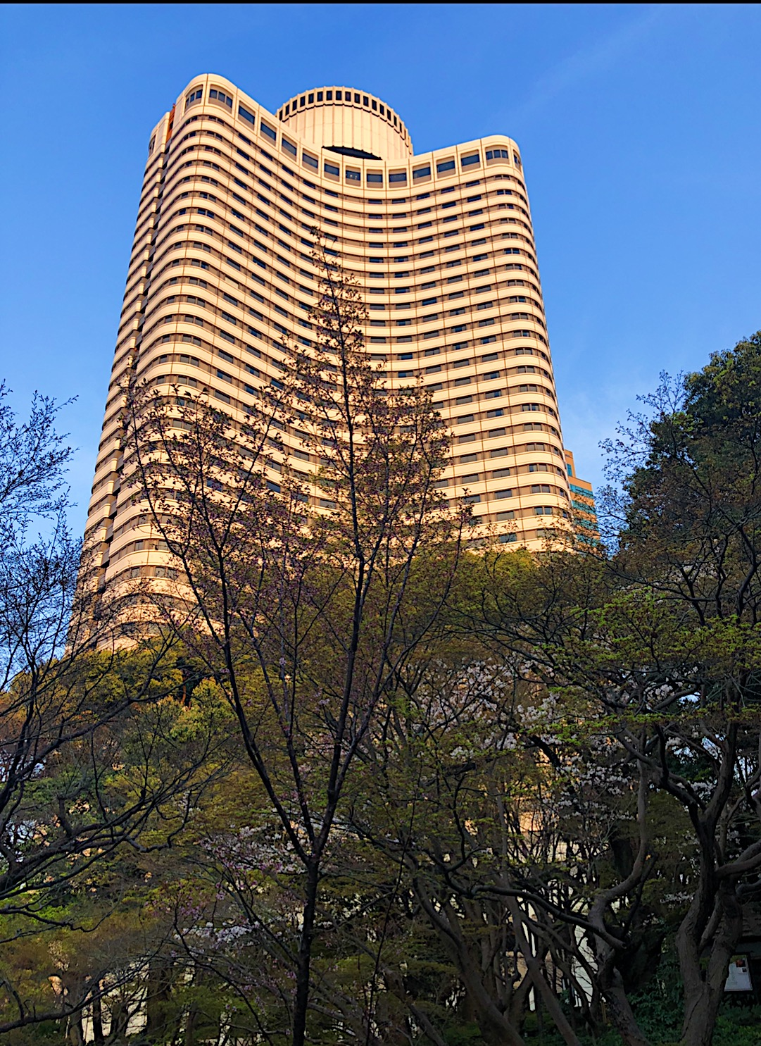 Hotel New Otani, The Main Garden Tower in Tokyo