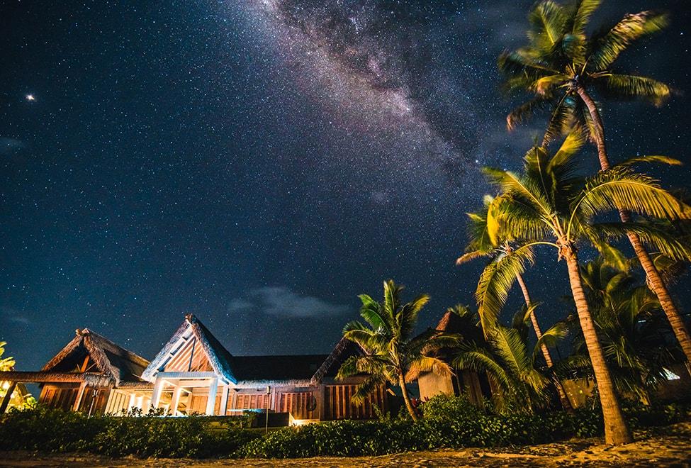 The Six Senses Fiji. Photo via  sixsenses.com