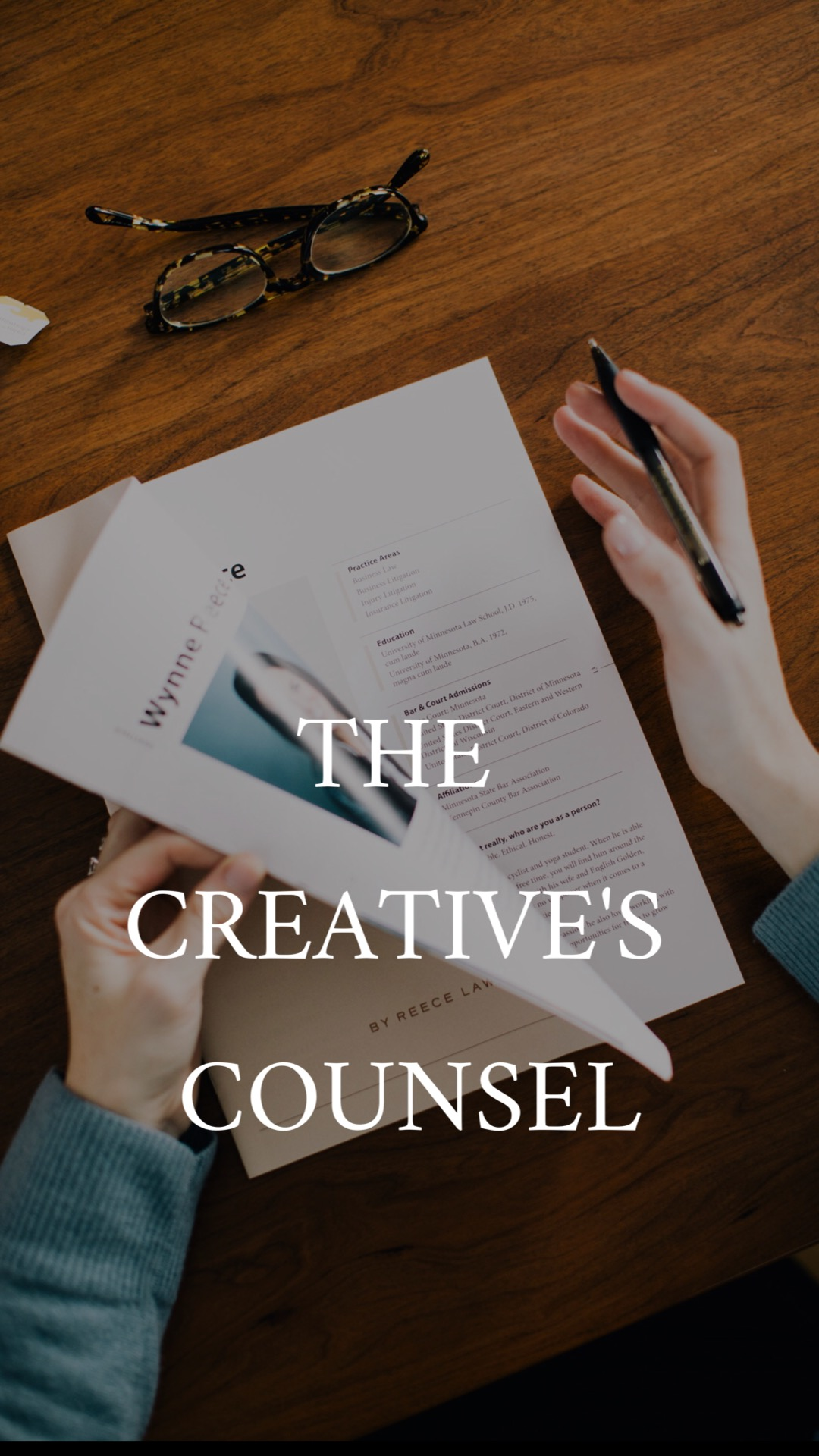 The Creative's Counsel