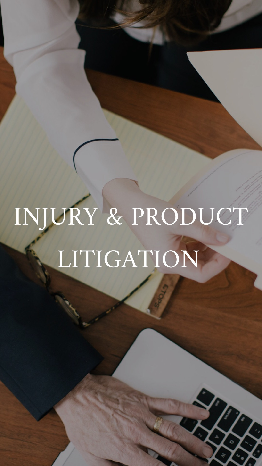Reece Law Injury and Product Litigation