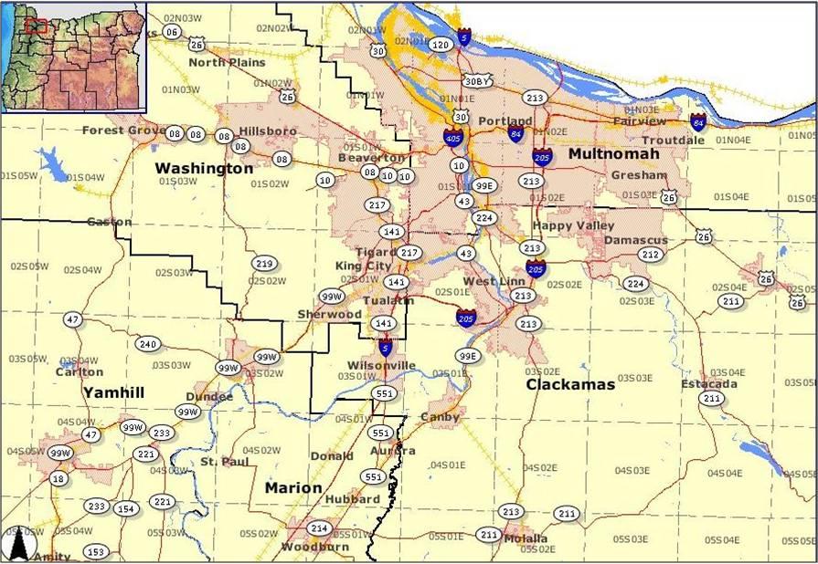 Sample Plat Map