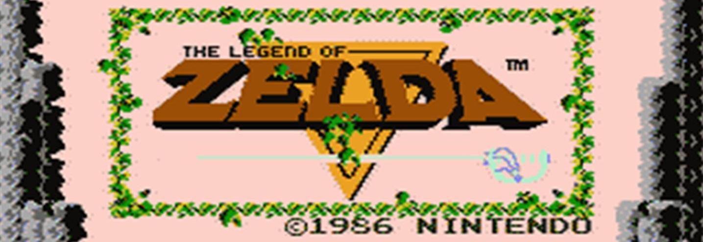 Dov'è cominciato tutto, The Legend of Zelda per NES